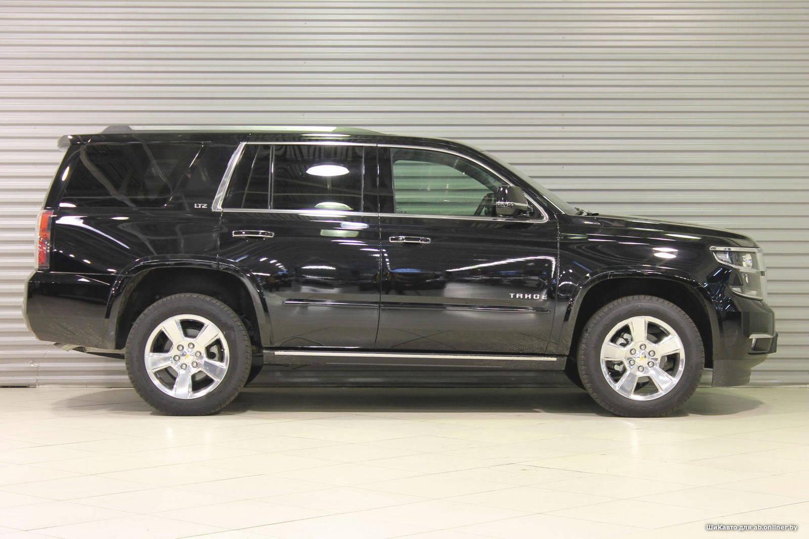 Chevrolet Tahoe 6.2 LTZ