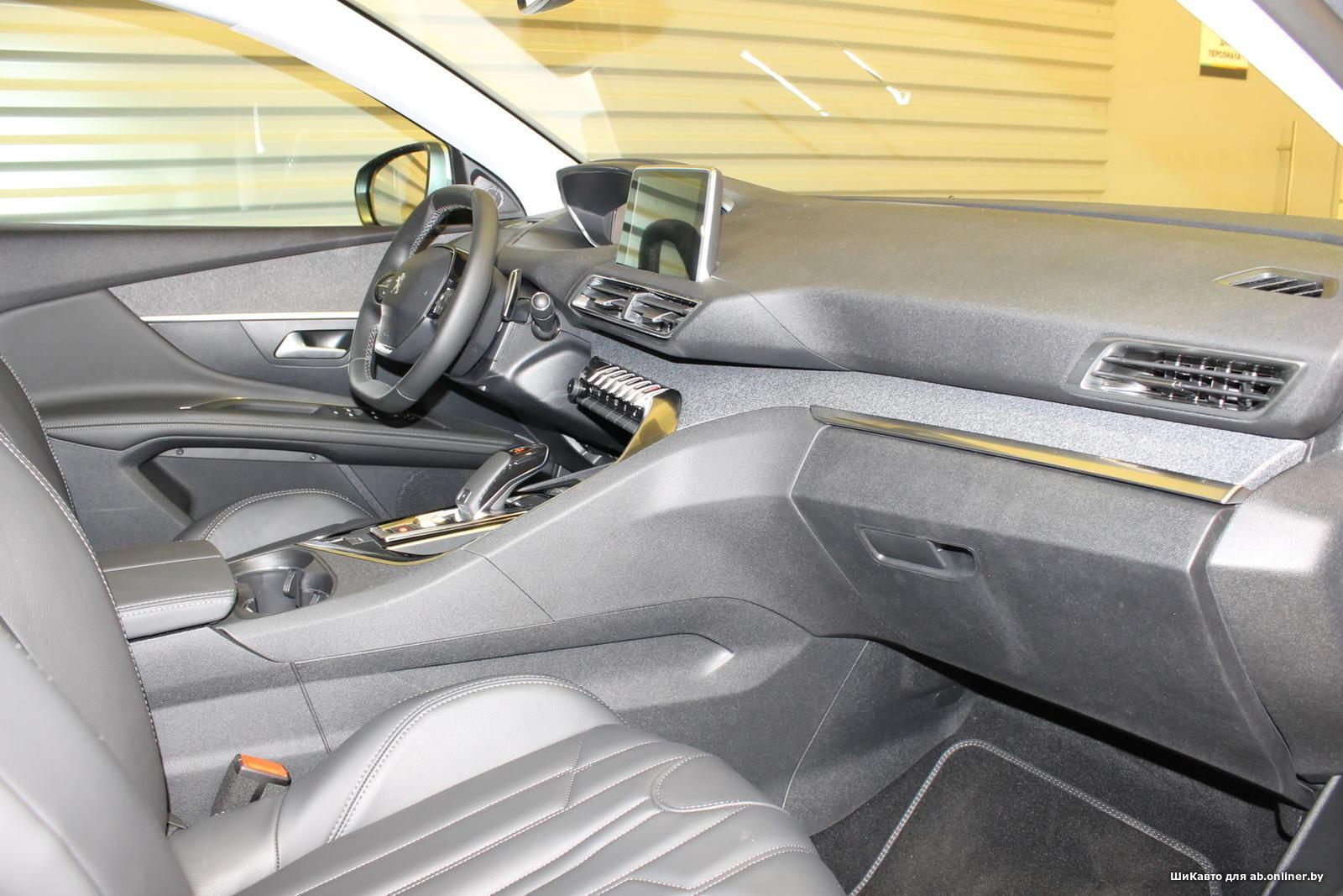 Peugeot 3008 2.0BlueHDi ALLURE