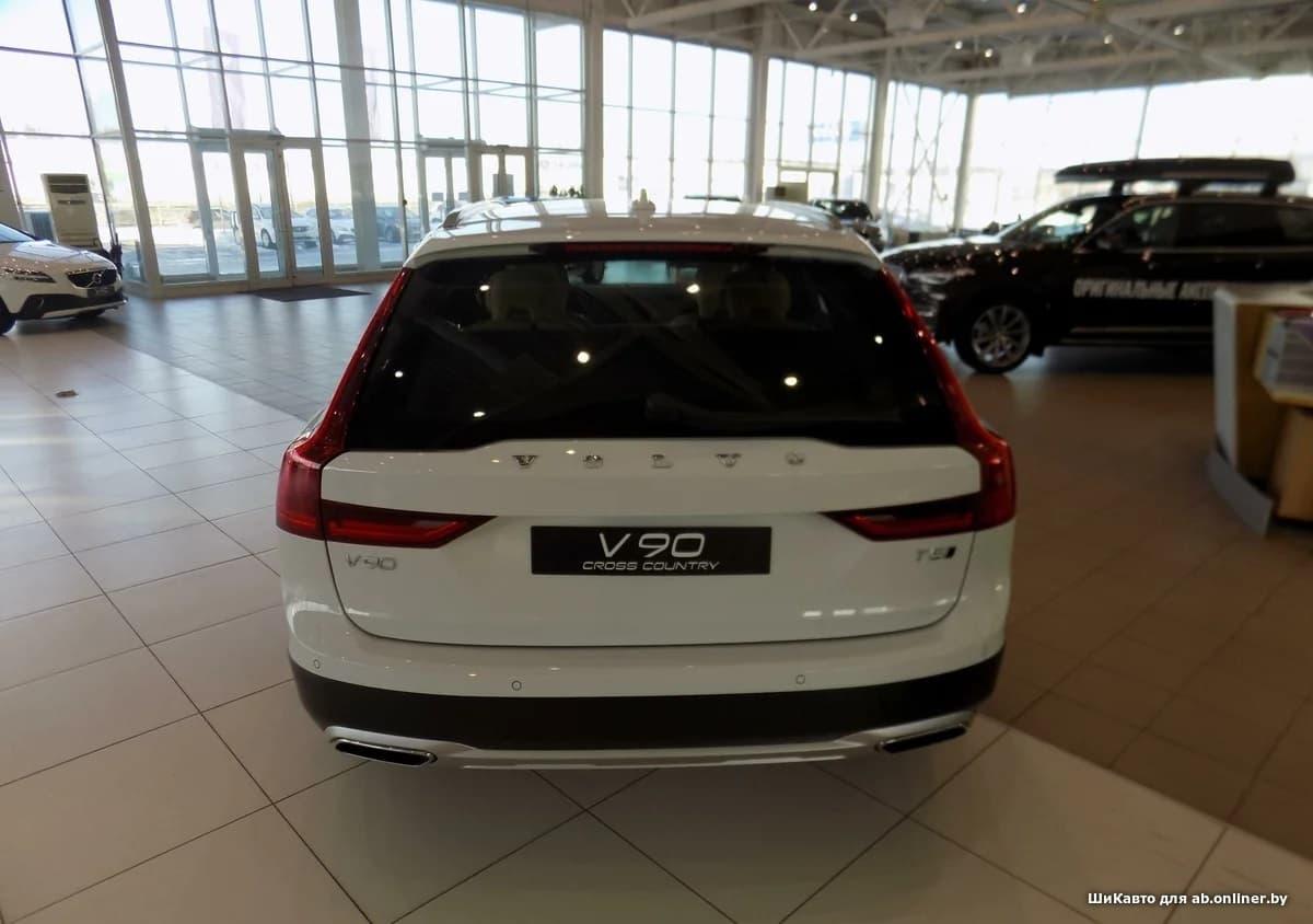Volvo V90 T5 Cross Country