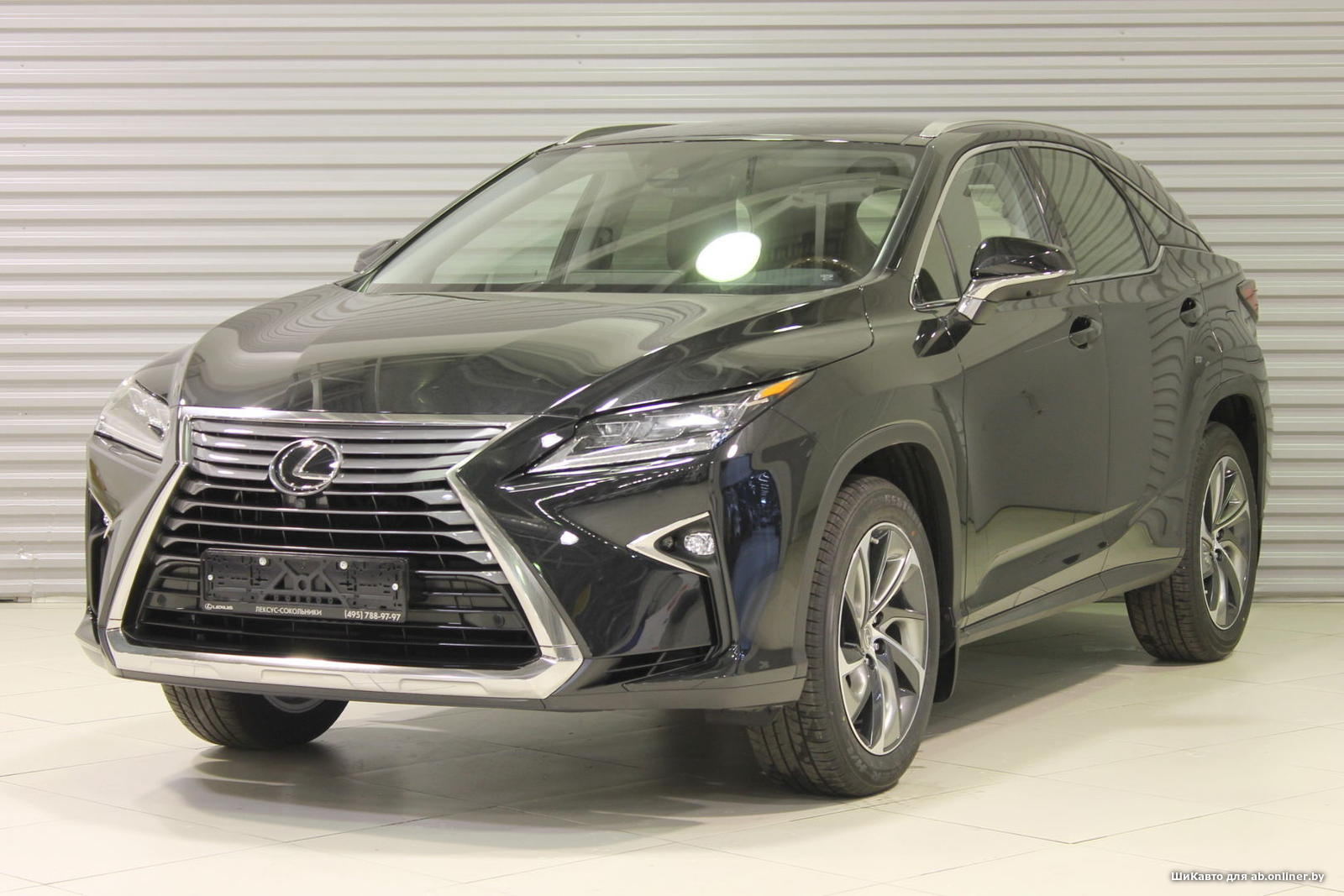 Lexus RX 350 Exclusive AWD