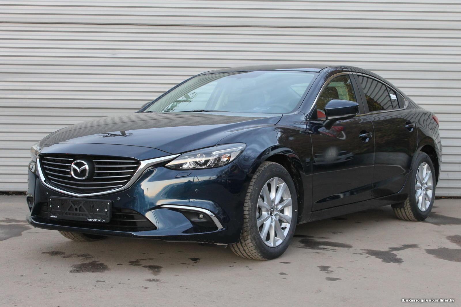 Mazda 6 2.5 Supreme