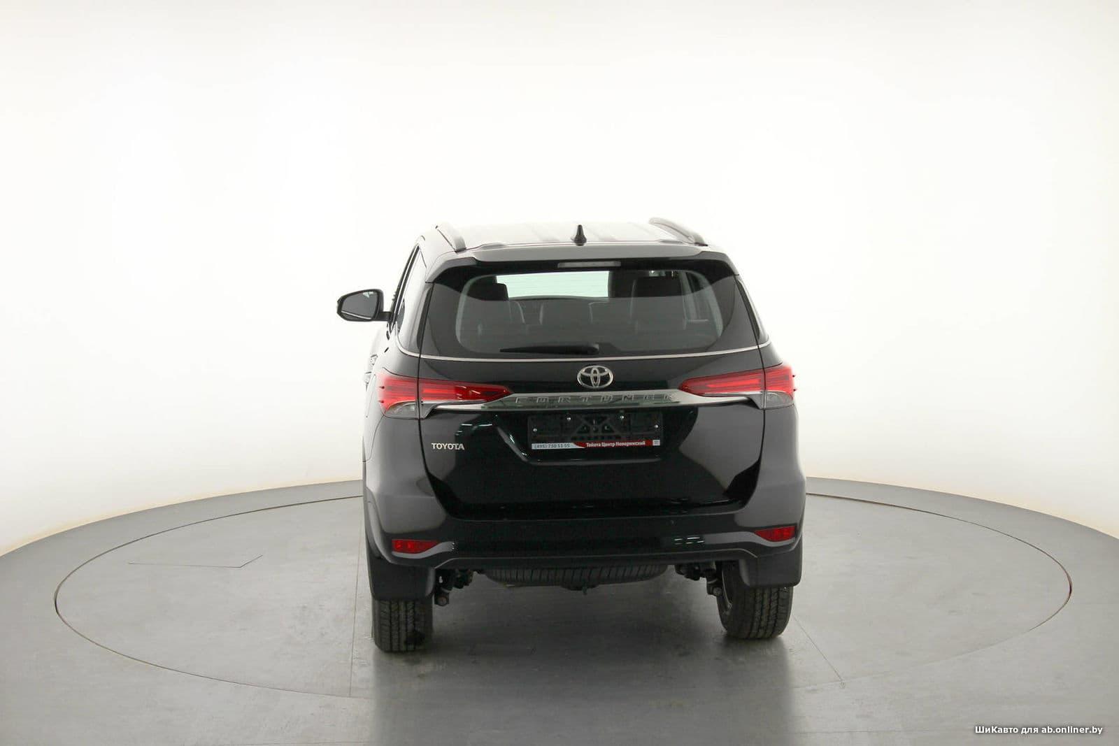 Toyota Fortuner 2.8TD AT 4WD Престиж