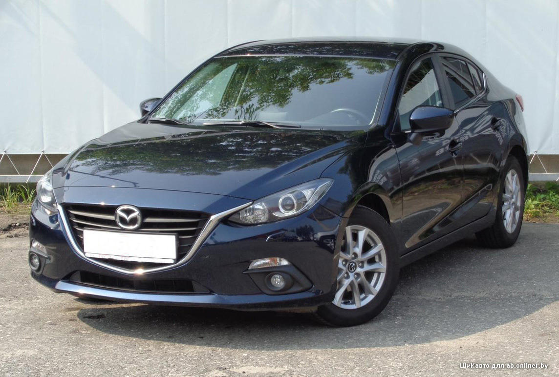 Mazda 3 1.6 Active+ SD