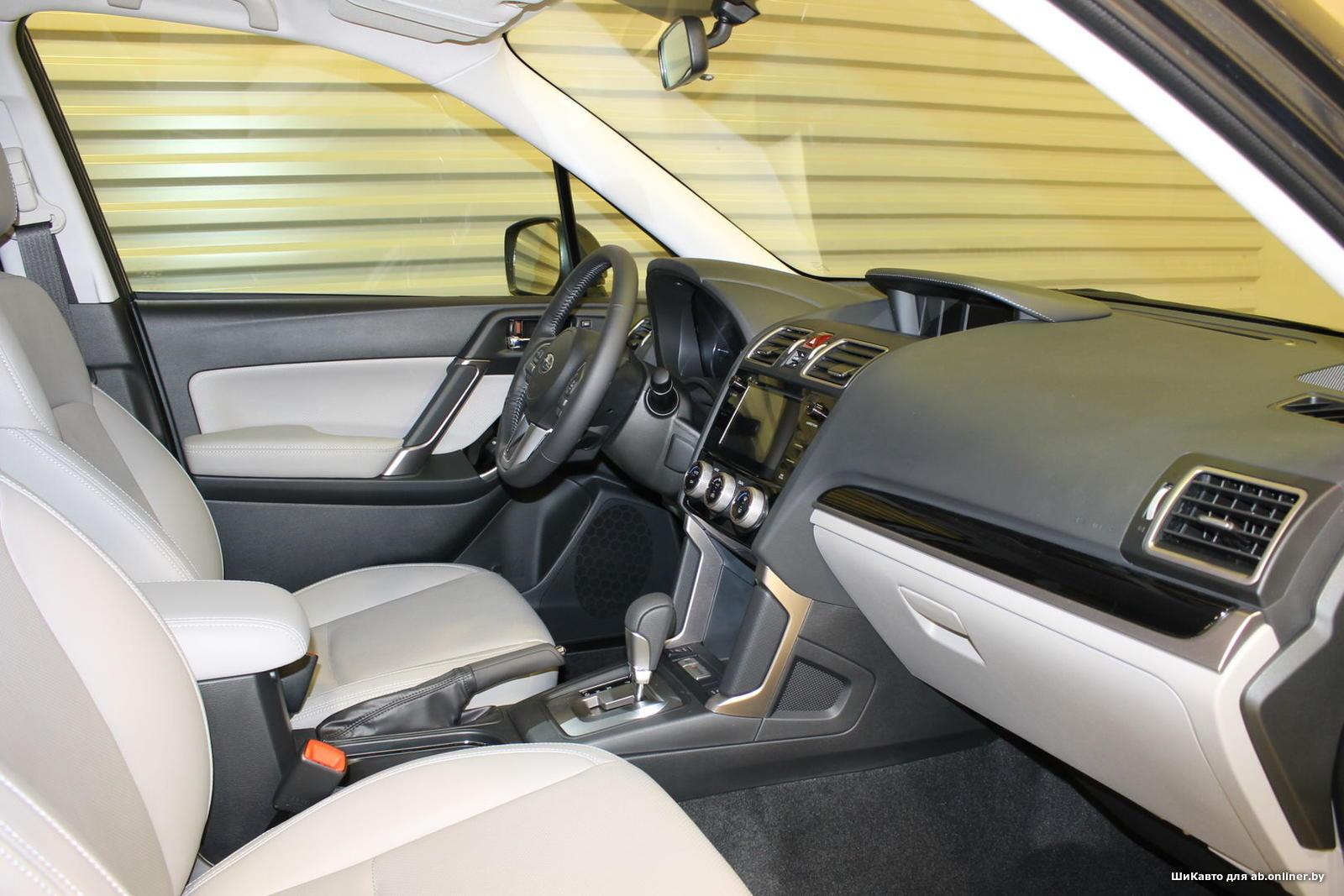 Subaru Forester 2.5i-L ELEGANCE (CS)