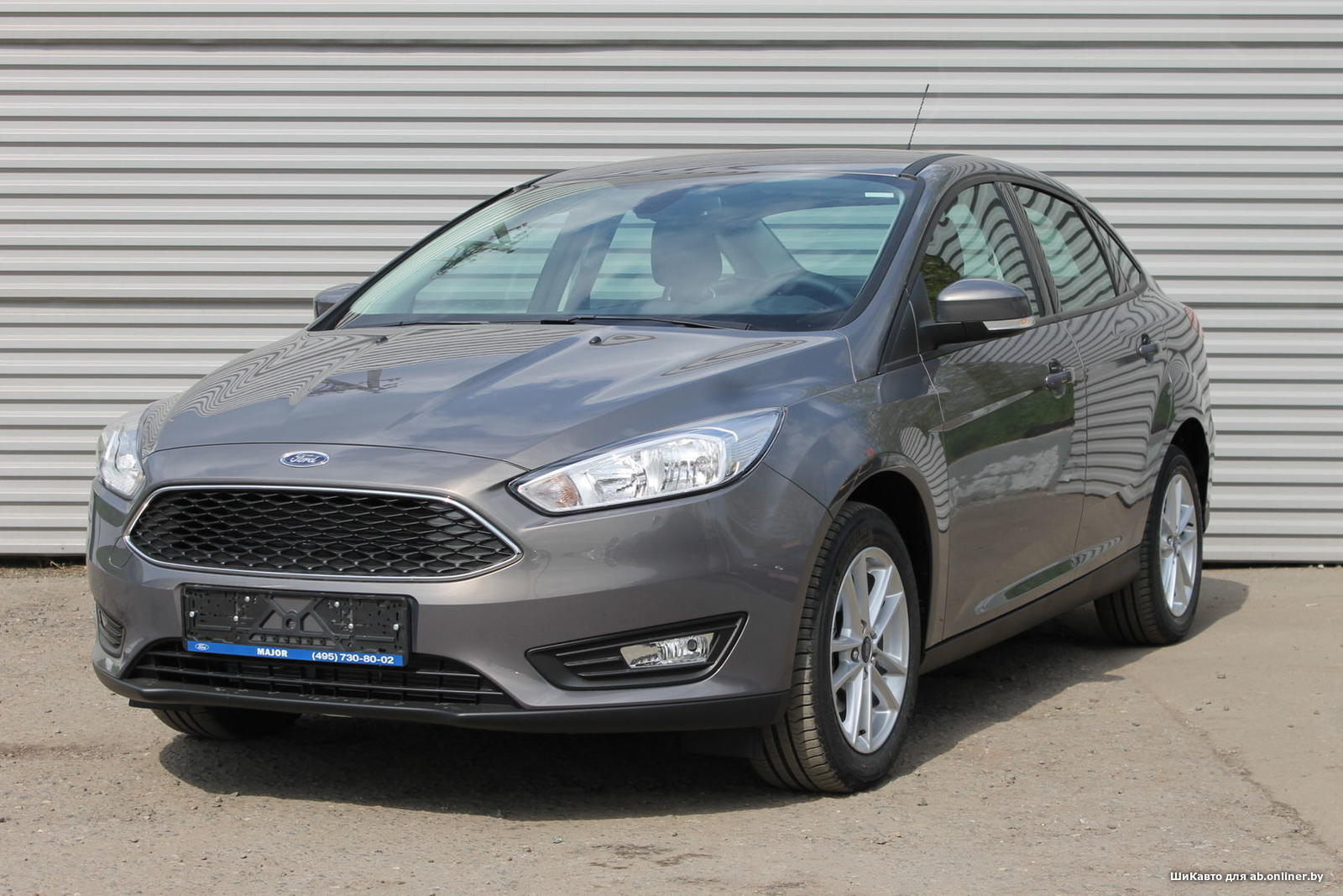 Ford Focus SYNC EDITION Sedan AT