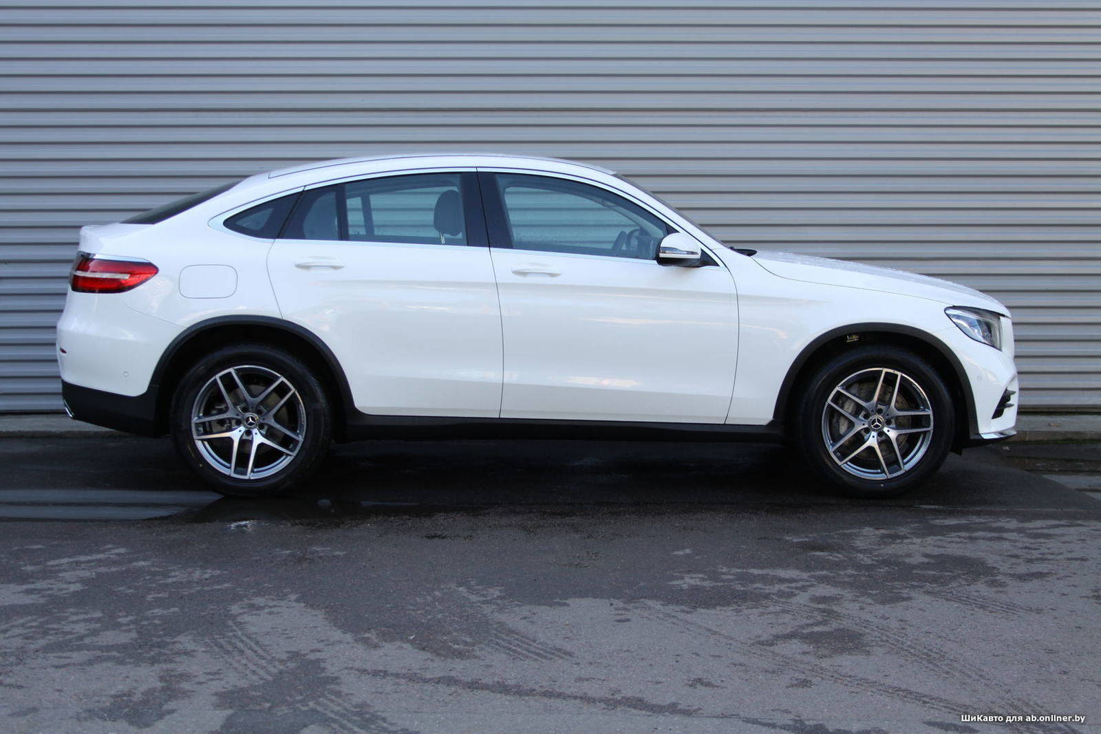 Mercedes GLC300 Coupe 4MATIC Sport