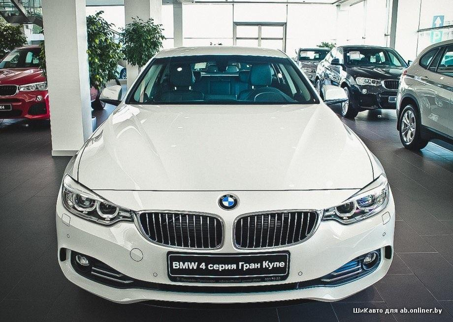 BMW 430 430i xDrive Gran Coupe