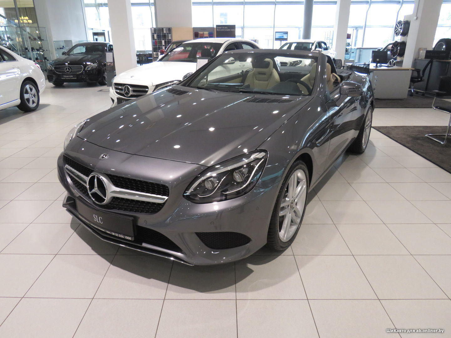 Mercedes-Benz SLC300 Особая серия