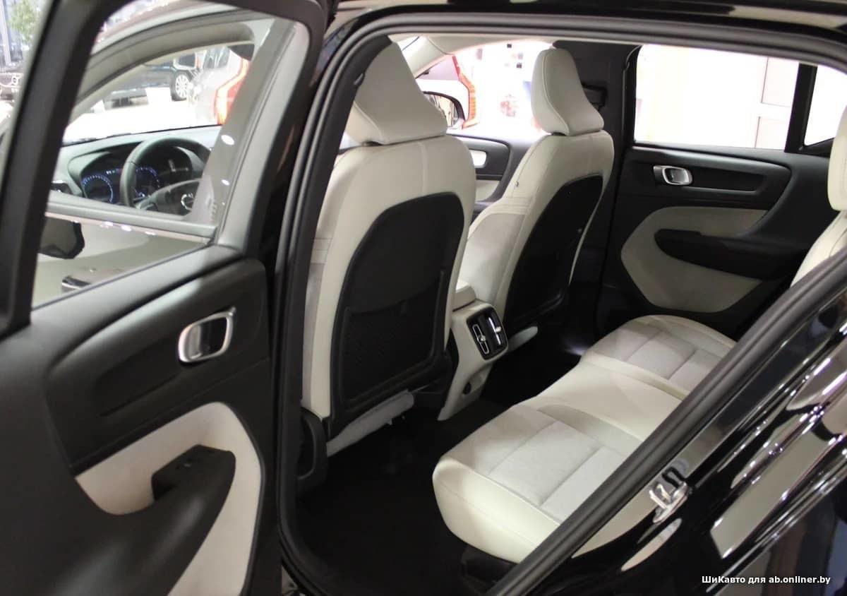 Volvo XC40 D4 Momentum AWD