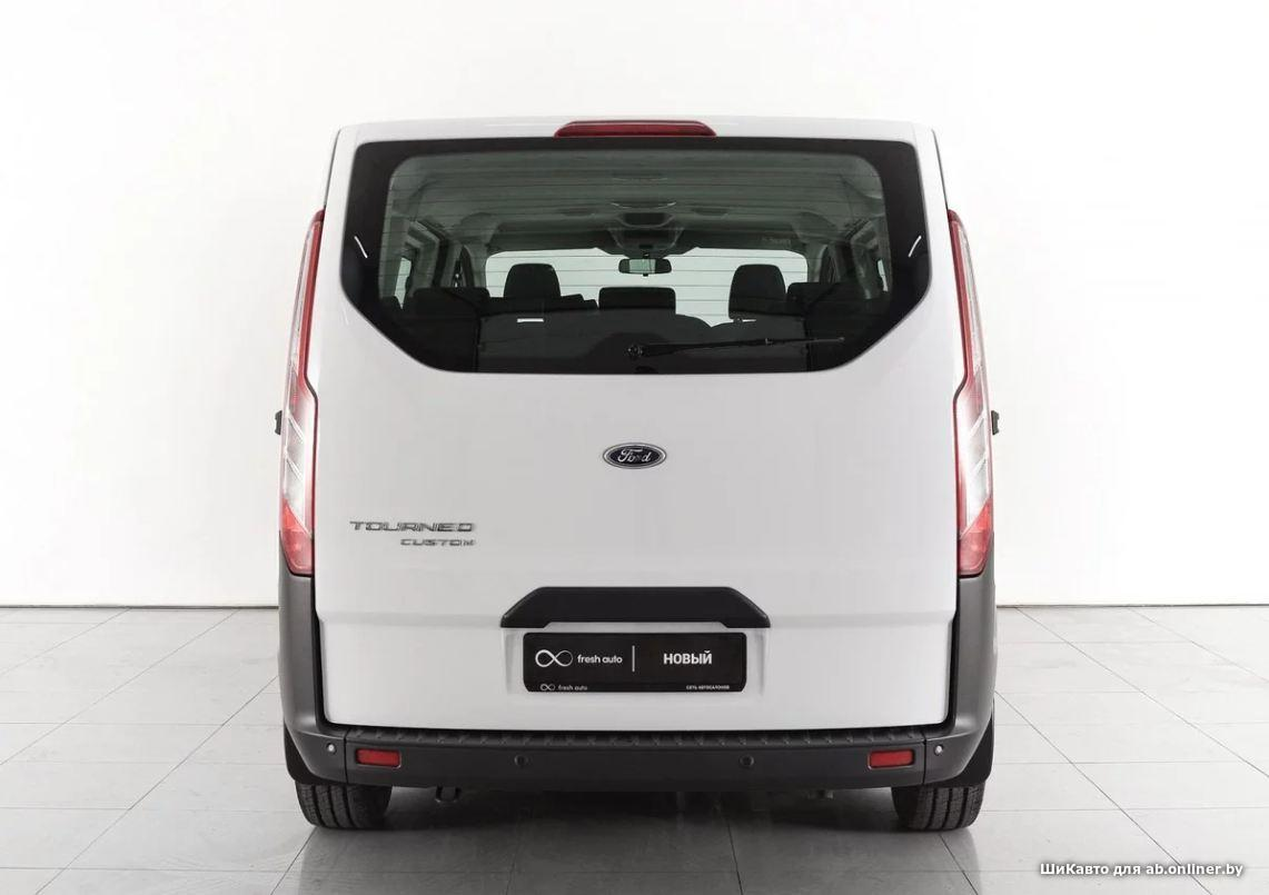 Ford Tourneo Custom 2.2