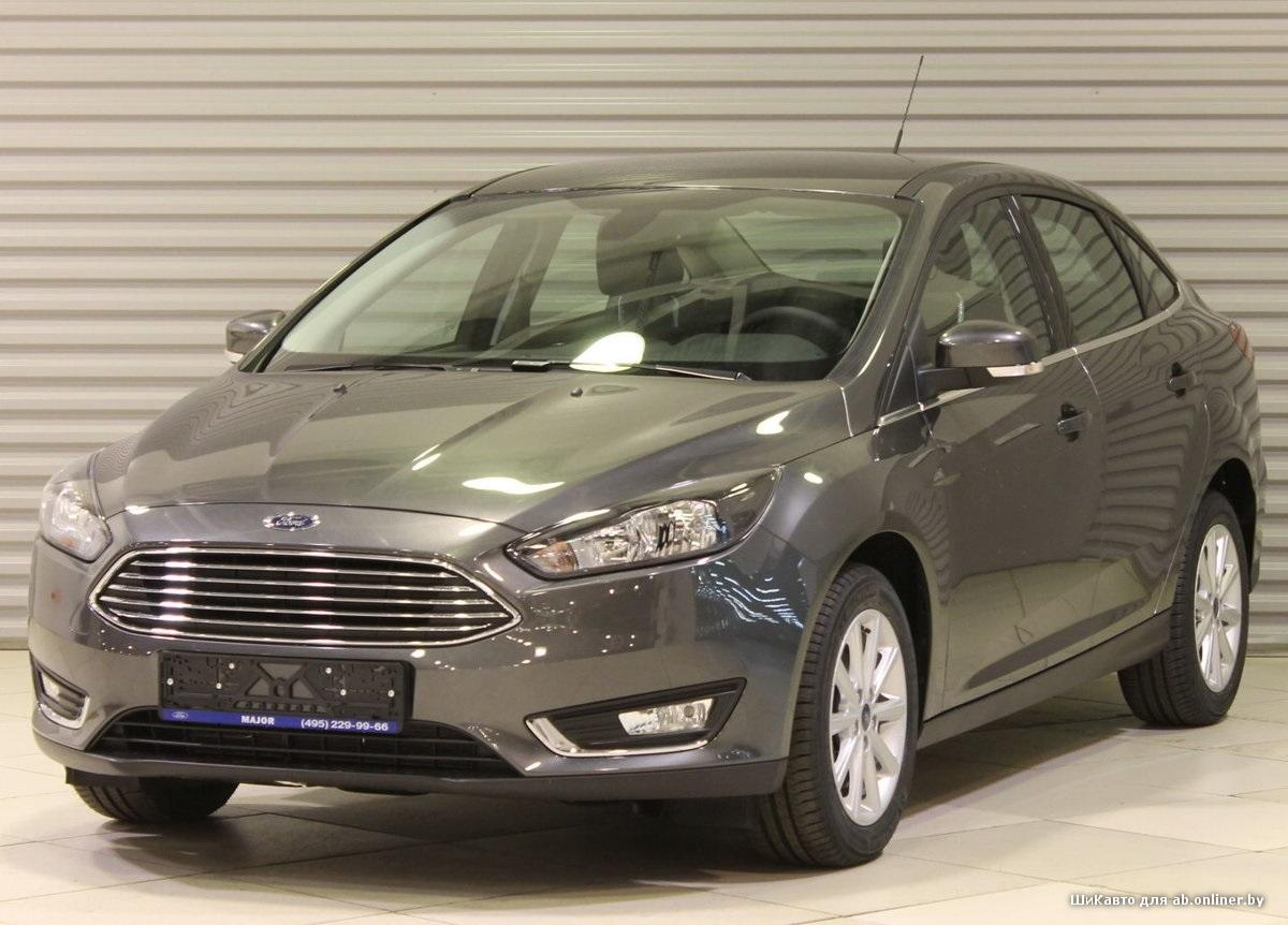 Ford Focus Sedan 1.6 AT