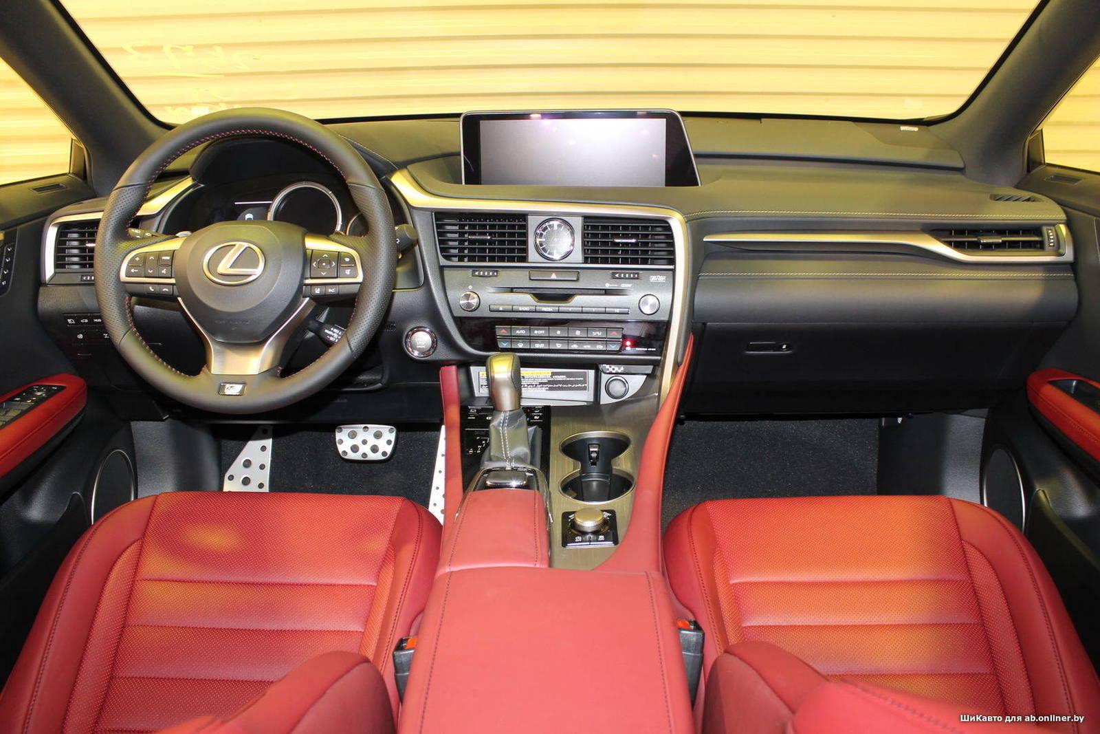 Lexus RX 200t F-SPORT Luxury AWD