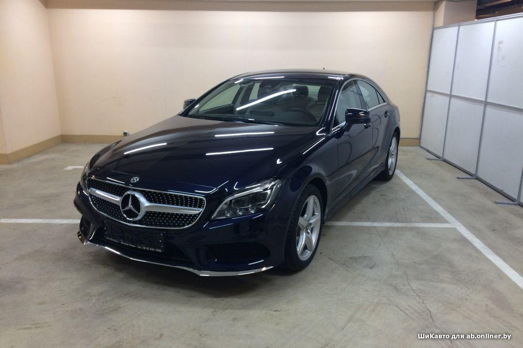 Mercedes-Benz CLS250 d 4MATIC