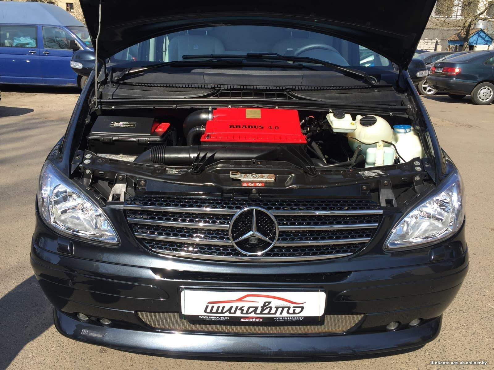 Mercedes-Benz Viano BRABUS 4.0