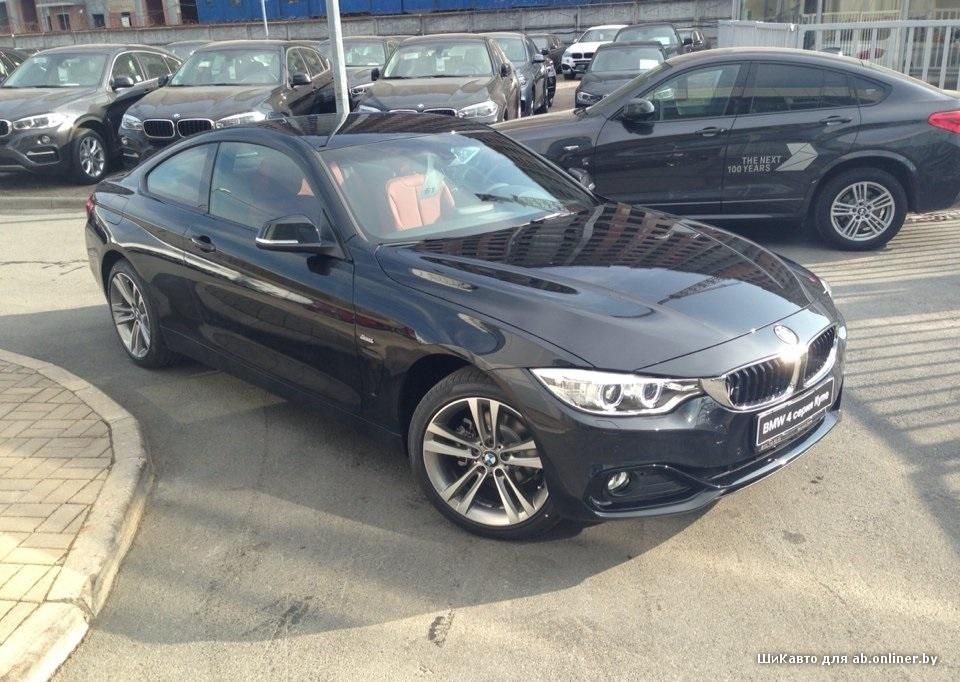 BMW 420 i Xdrive Coupe