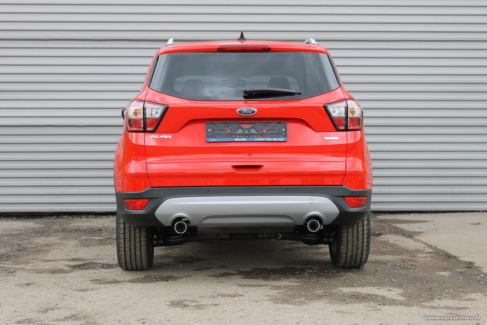 Ford Kuga TITANIUM 2.5 2WD