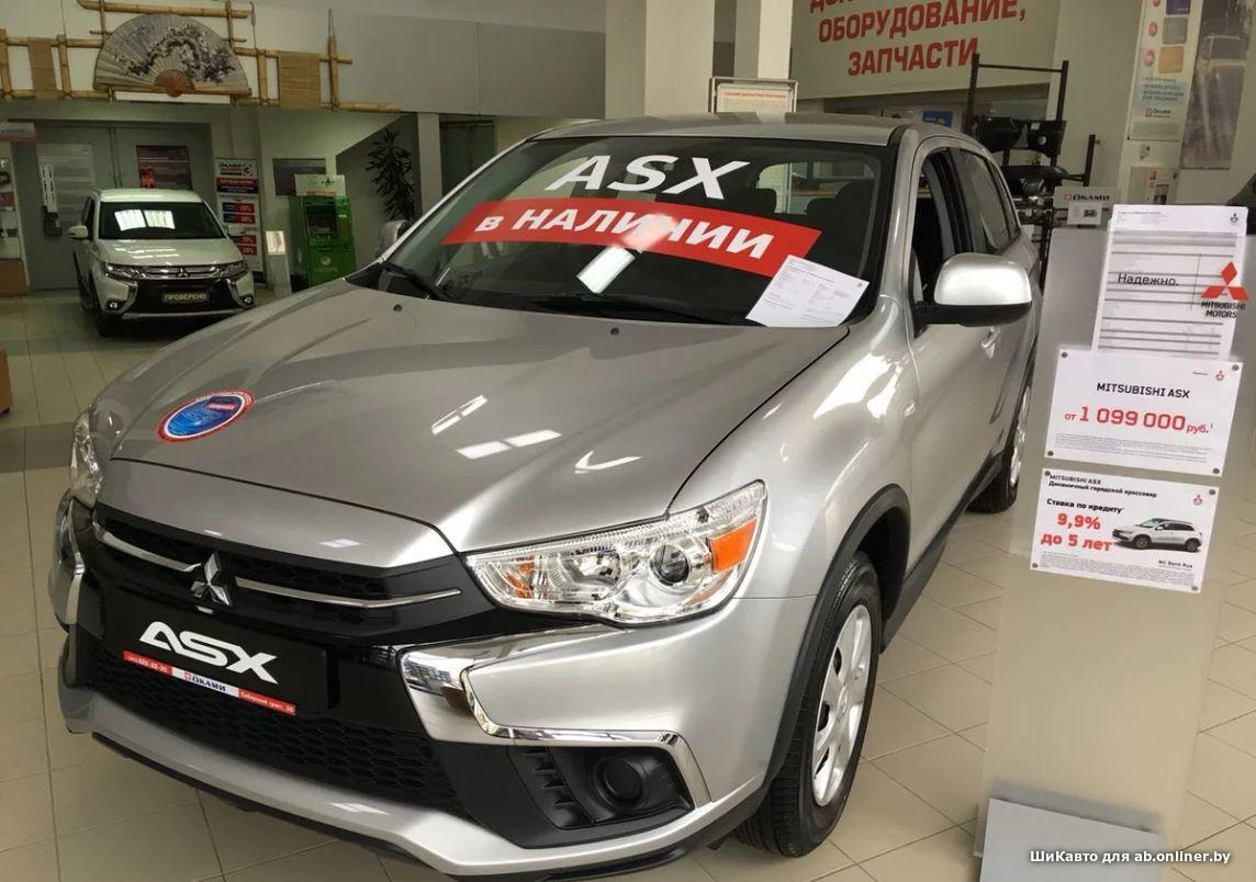 Mitsubishi ASX 1.6 Inform 2WD MT