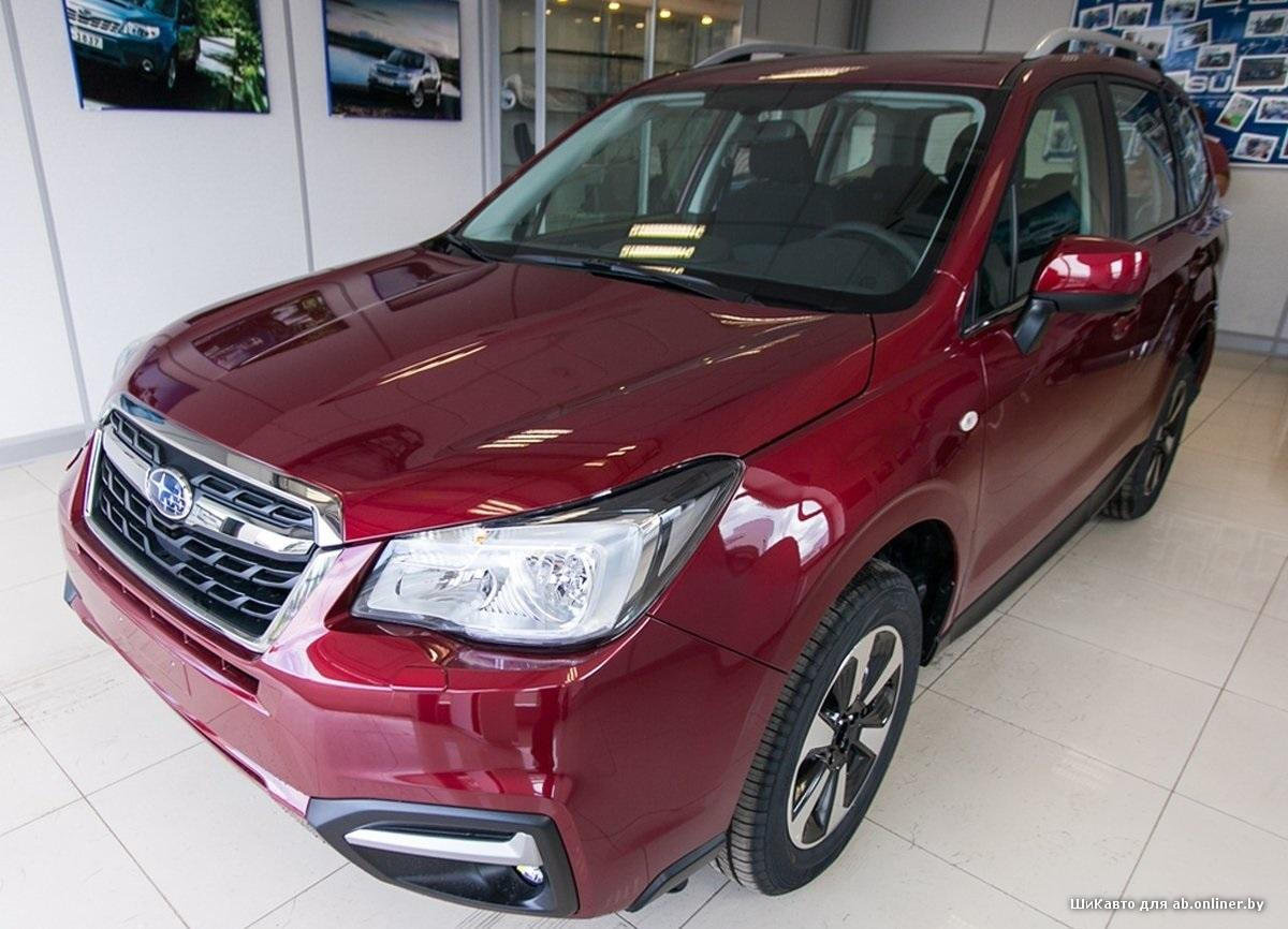 Subaru Forester 2.0 MT