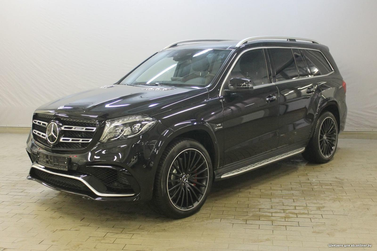 Mercedes GLS63 AMG 4MATIC