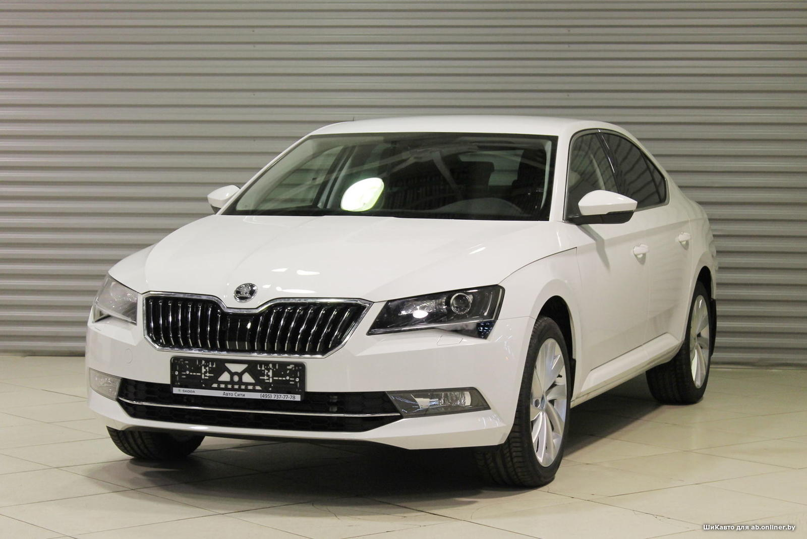 Skoda Superb 2.0TSI AT