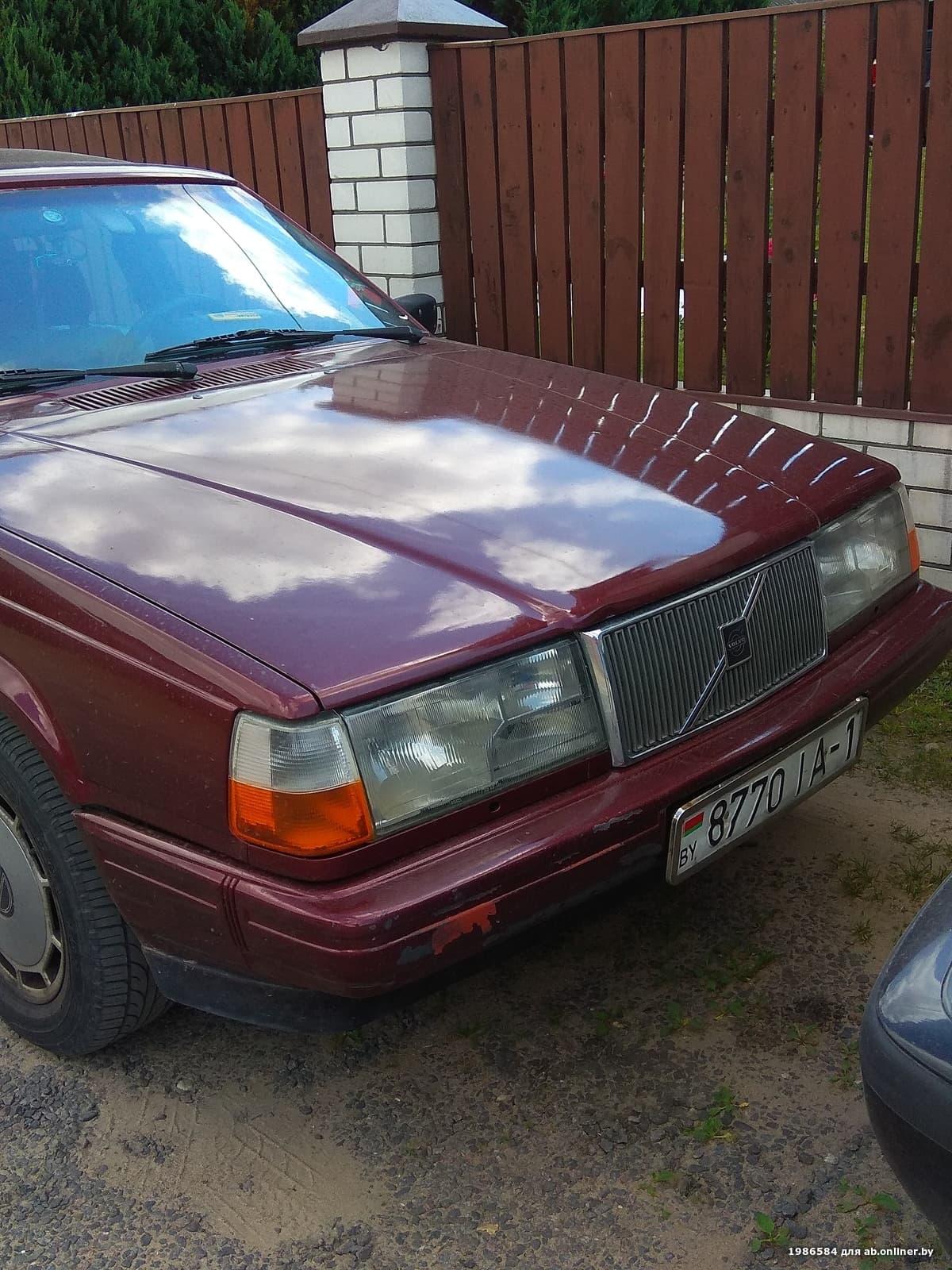 Volvo 740 turbo