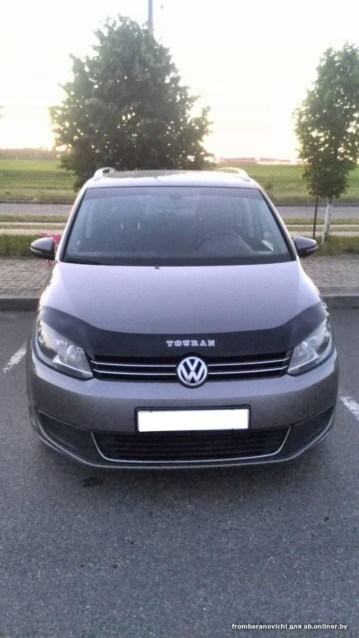 Volkswagen Touran TSI (7 местный)