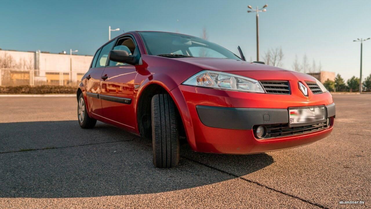 Renault Megane 2 1,5 DCI
