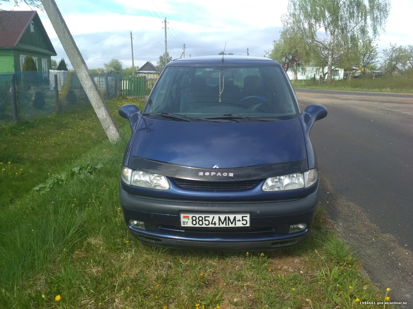 Renault Espace Третий