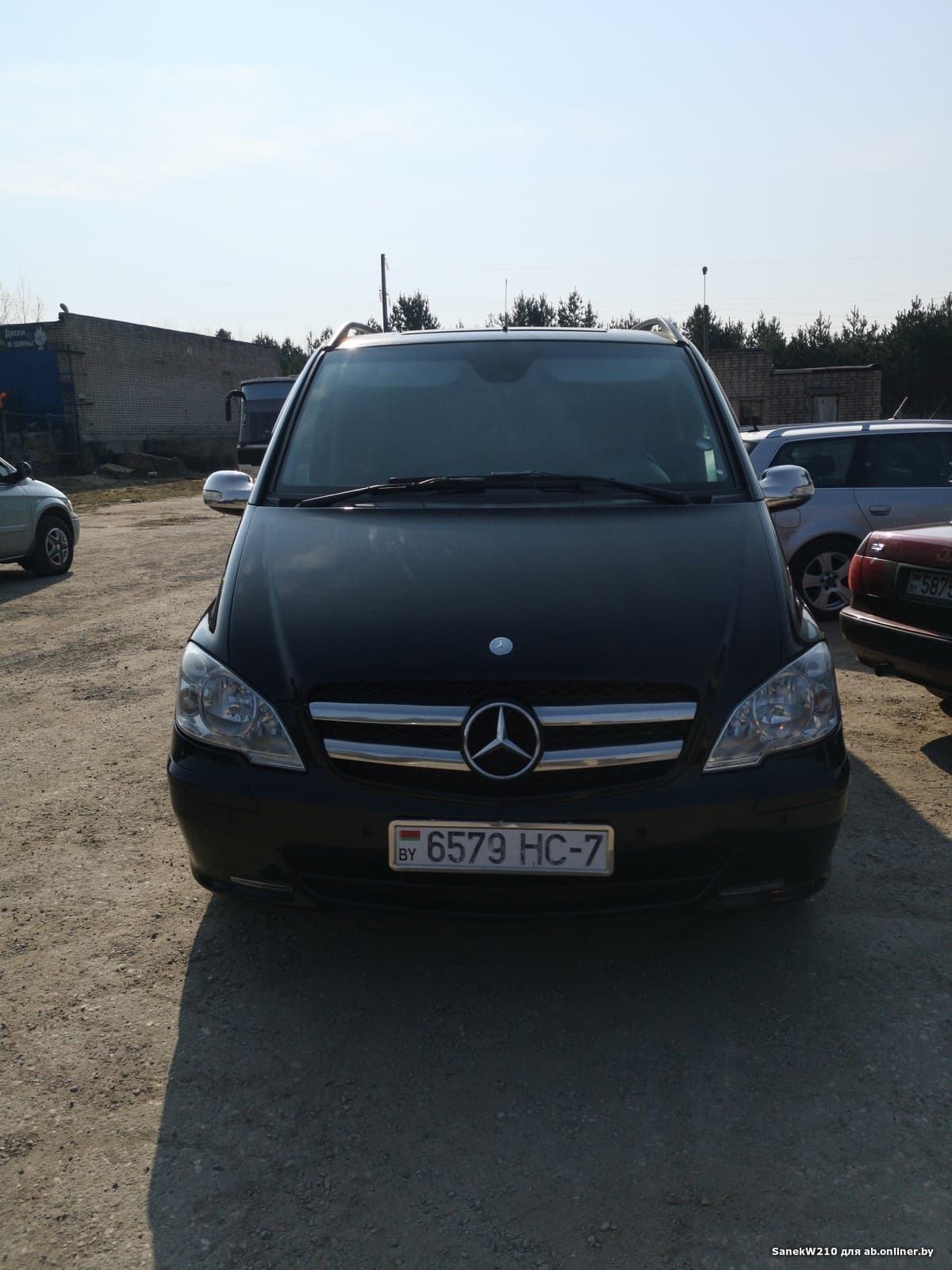 Mercedes-Benz Viano Extralong