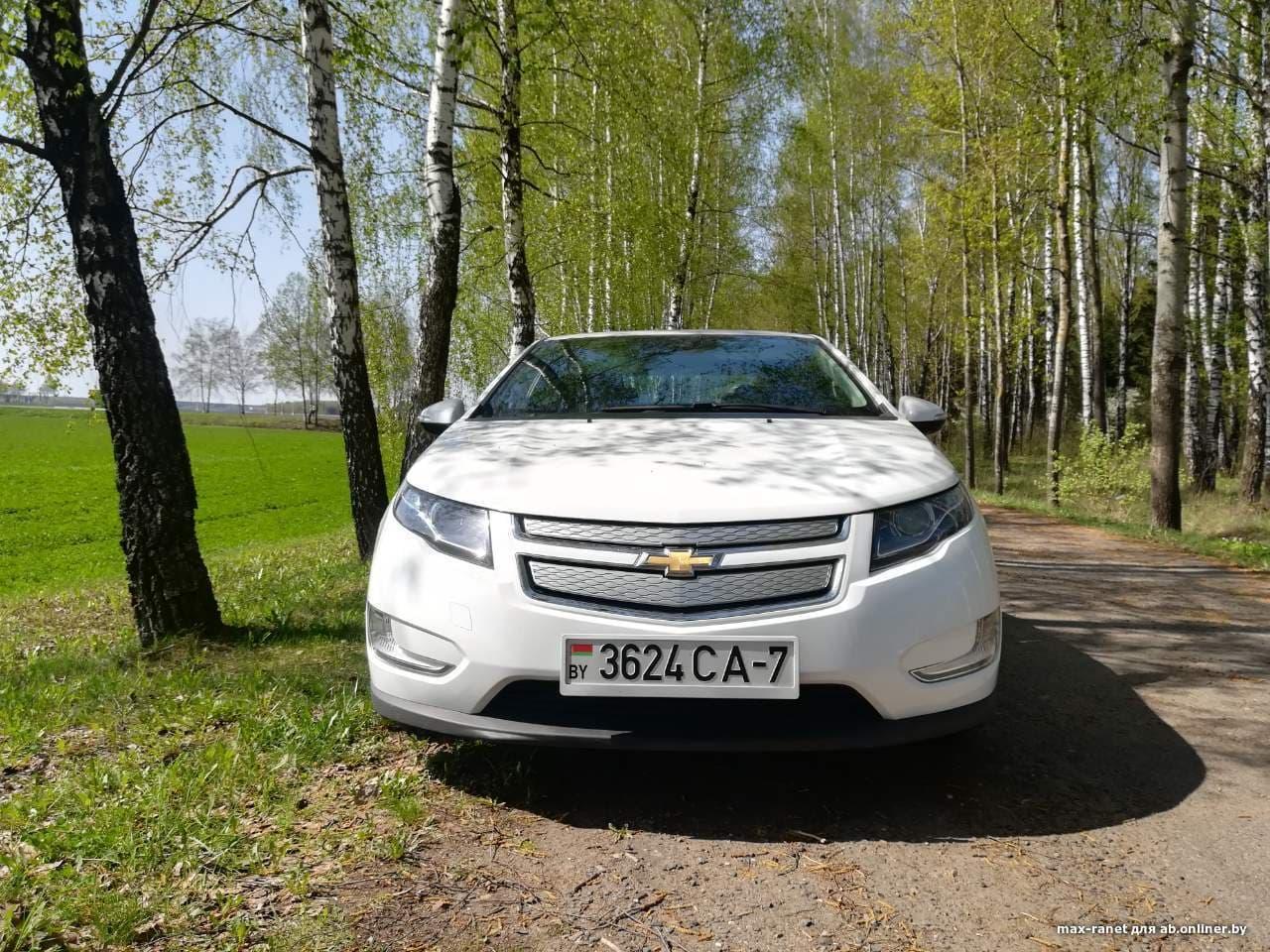 Chevrolet Volt EV