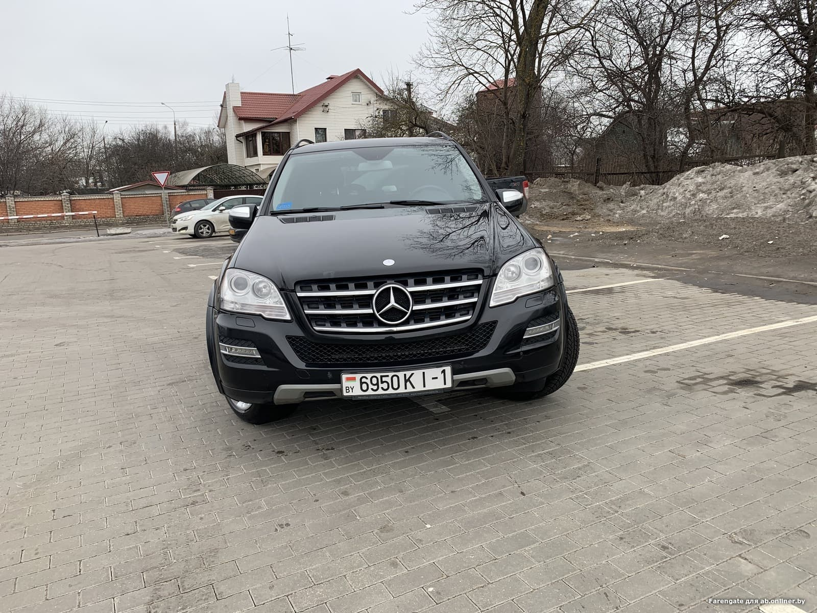 Mercedes ML350 CDI