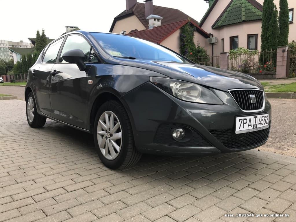 Seat Ibiza 1.4i ST