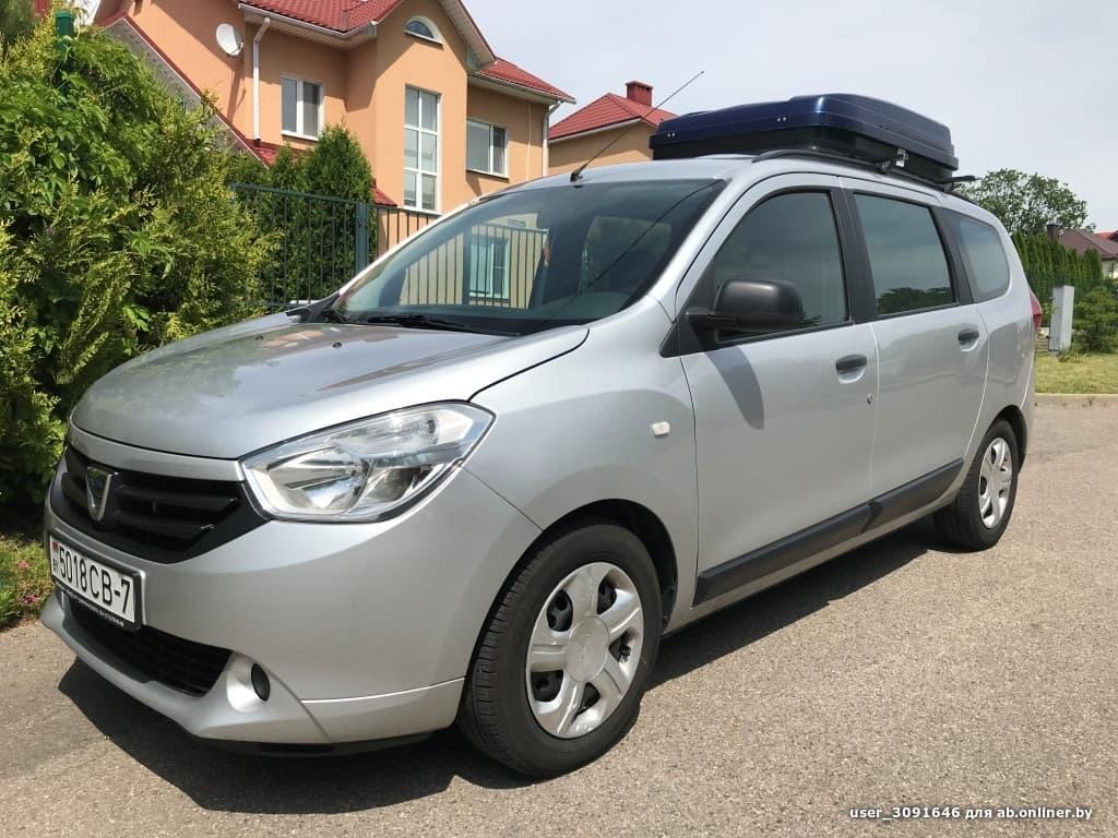 Dacia Lodgy Comfortline