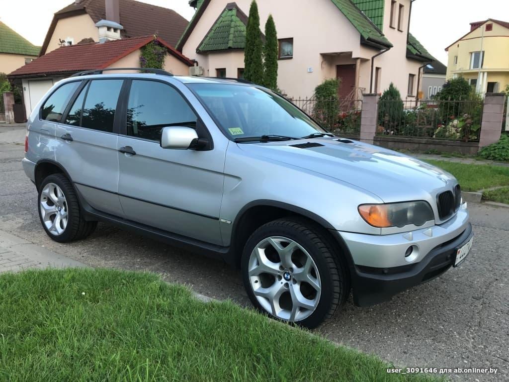 BMW X5 3.0D Webasto