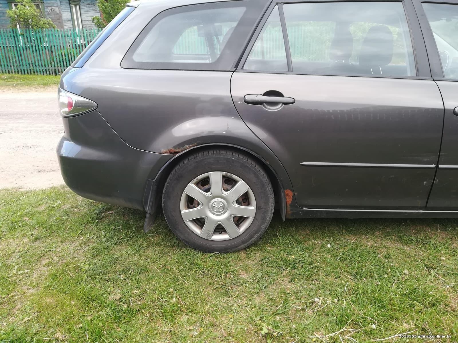 Mazda 6 gg