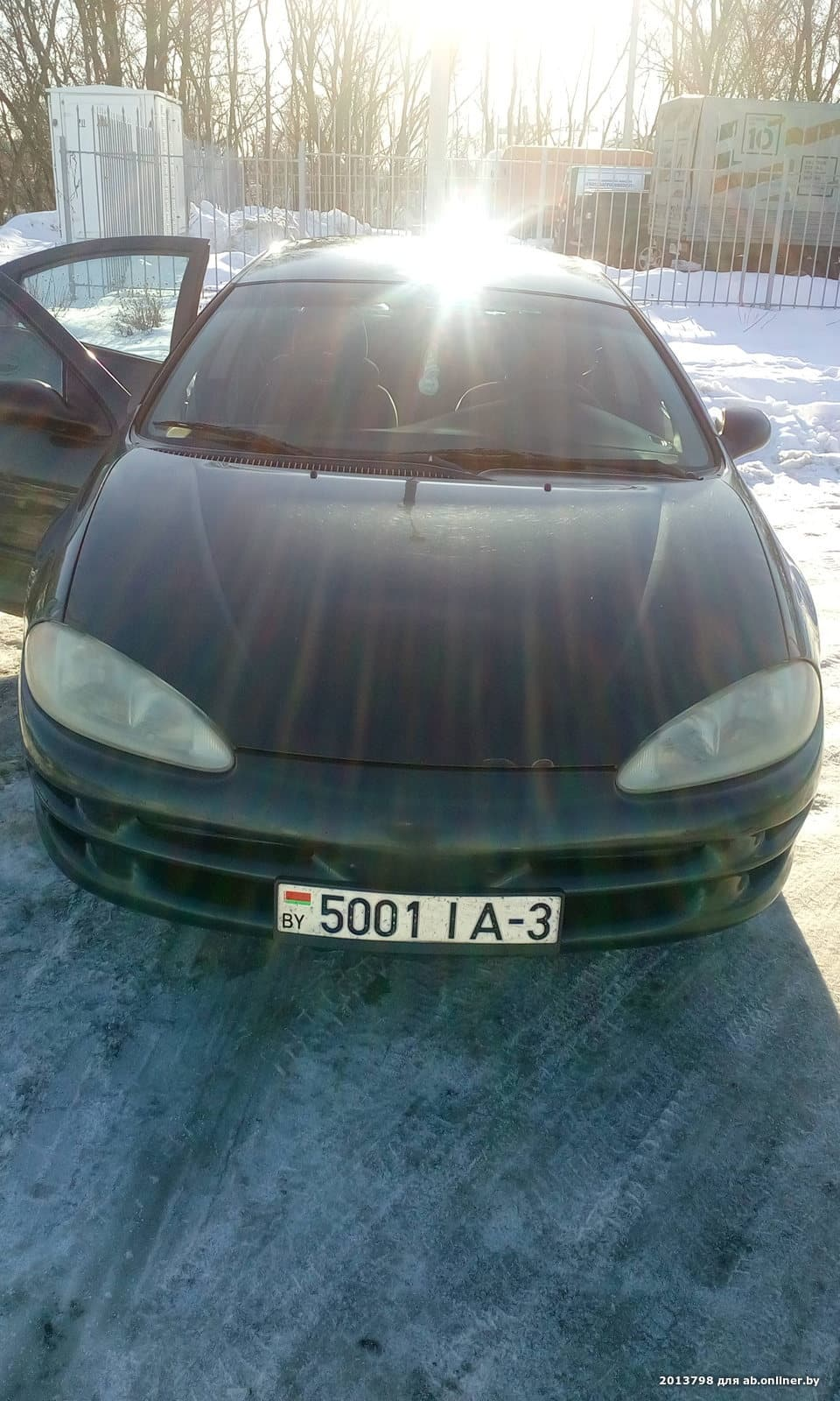 Dodge Intrepid SE