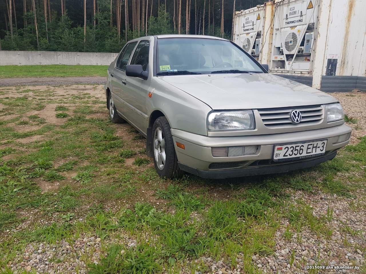 Volkswagen Vento GT