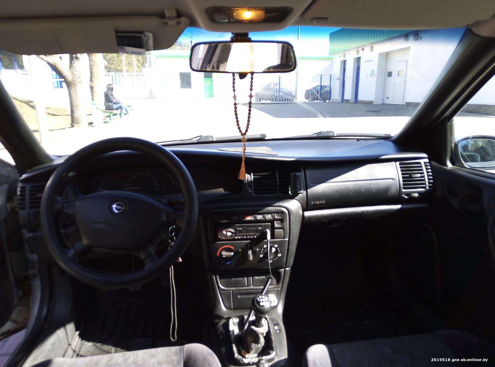 Opel Vectra В
