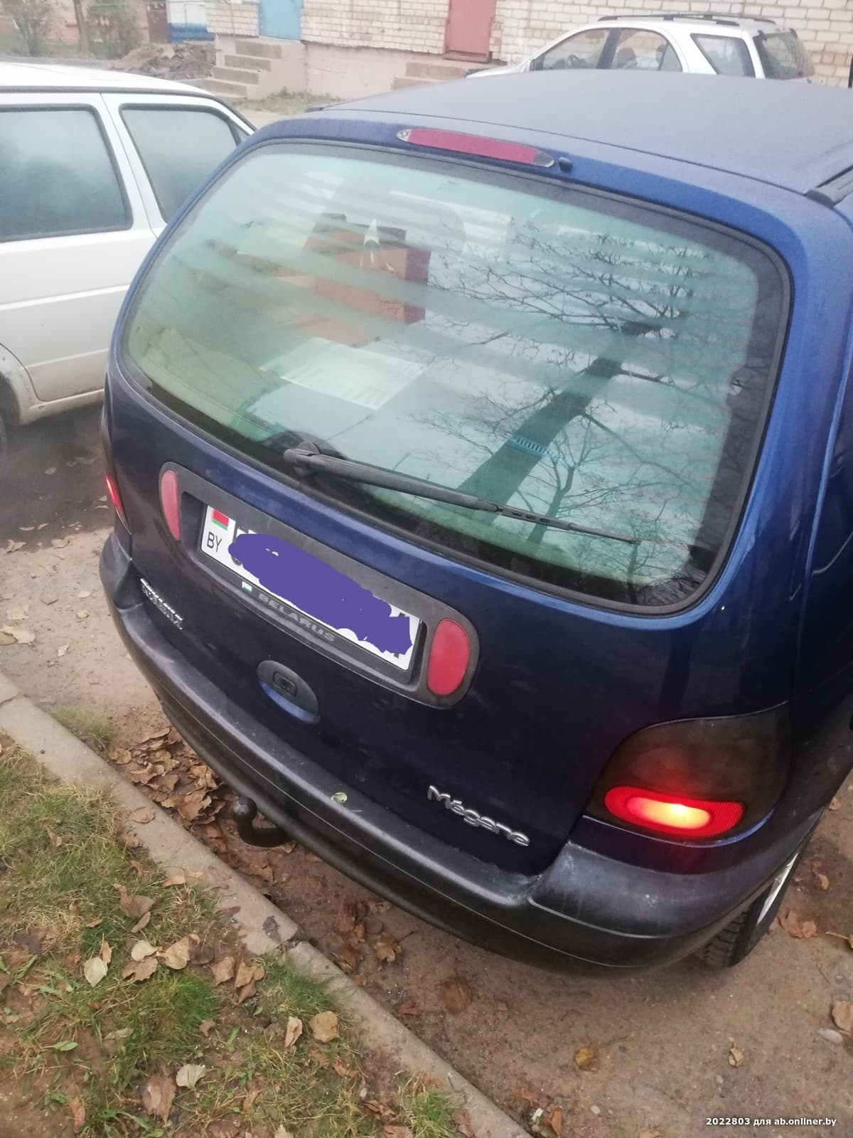 Renault Scenic Минивэн