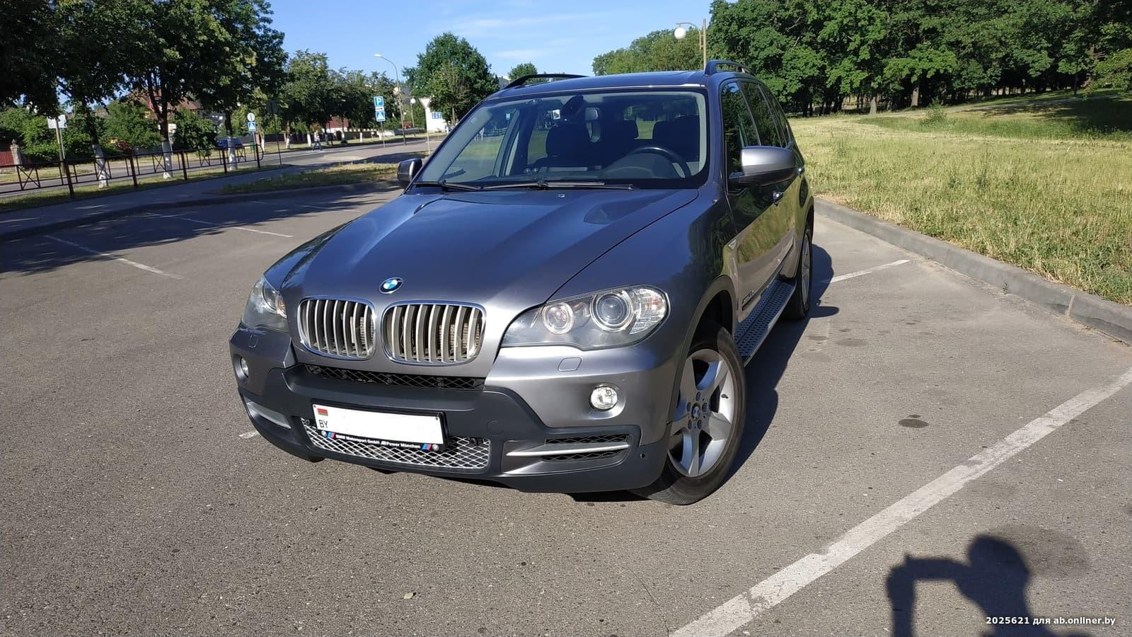 BMW X5 3.5Д