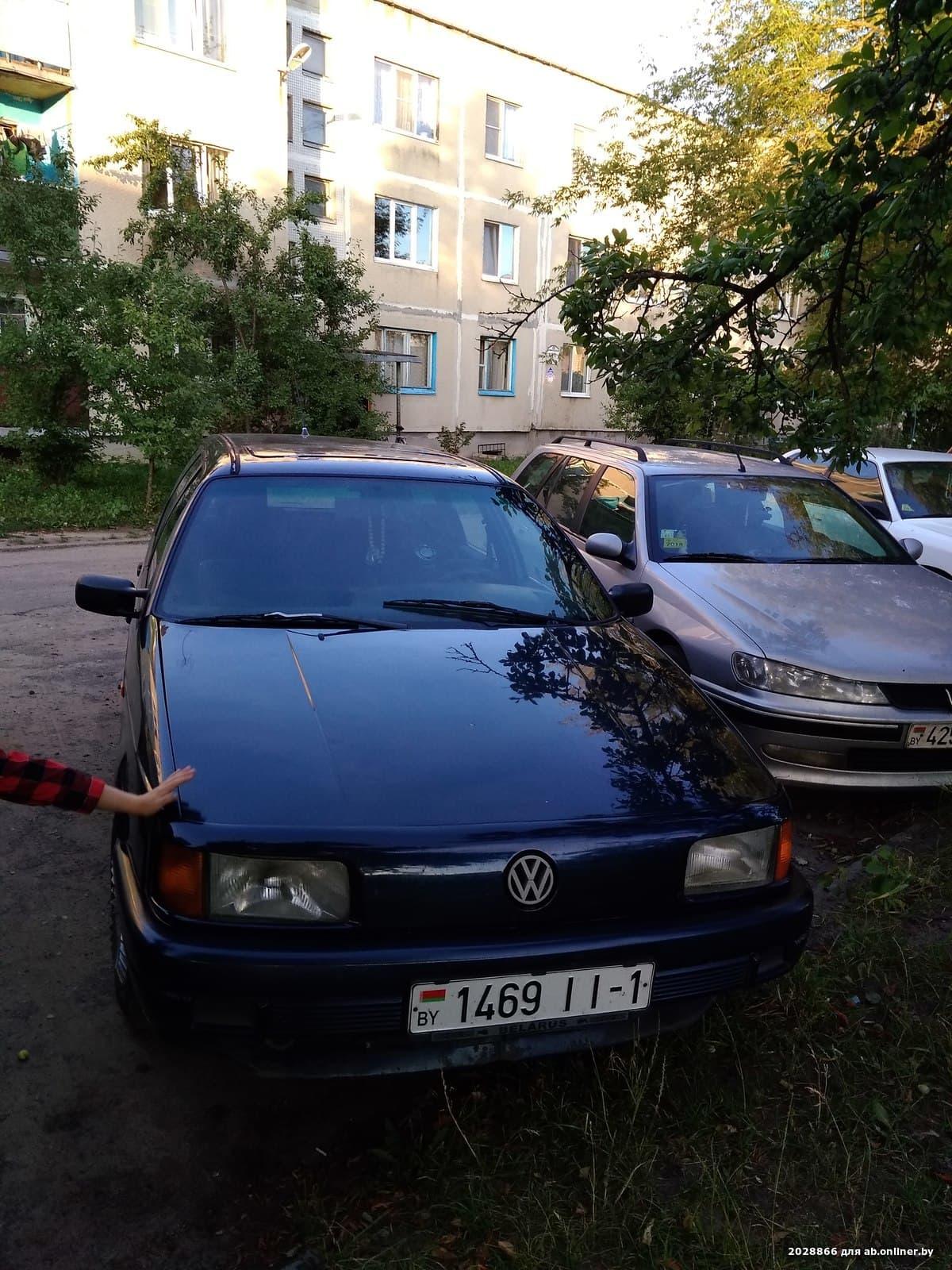 Volkswagen Passat только обмен