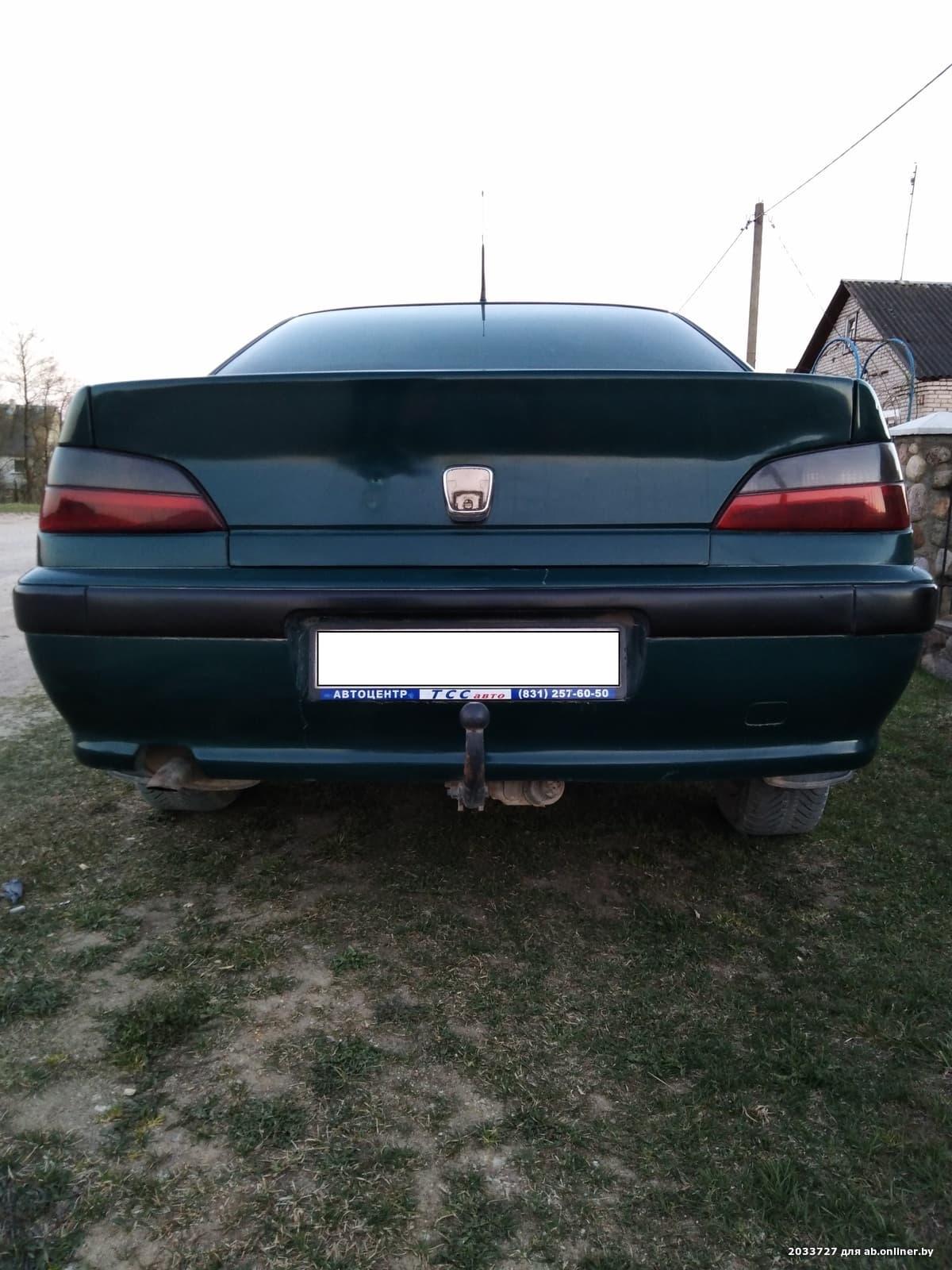 Peugeot 406 ВОЗМОЖЕН ОБМЕН