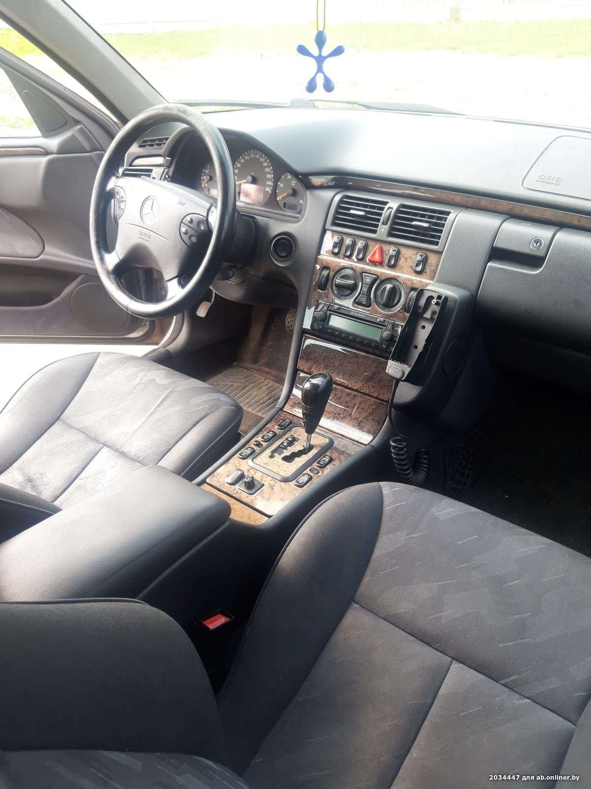 Mercedes-Benz E270 Avantgarde