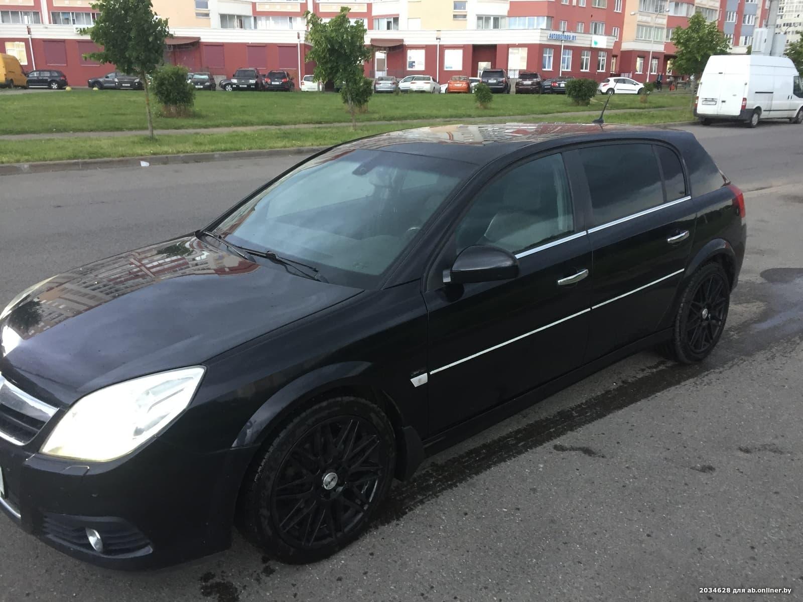 Opel Signum Sportline