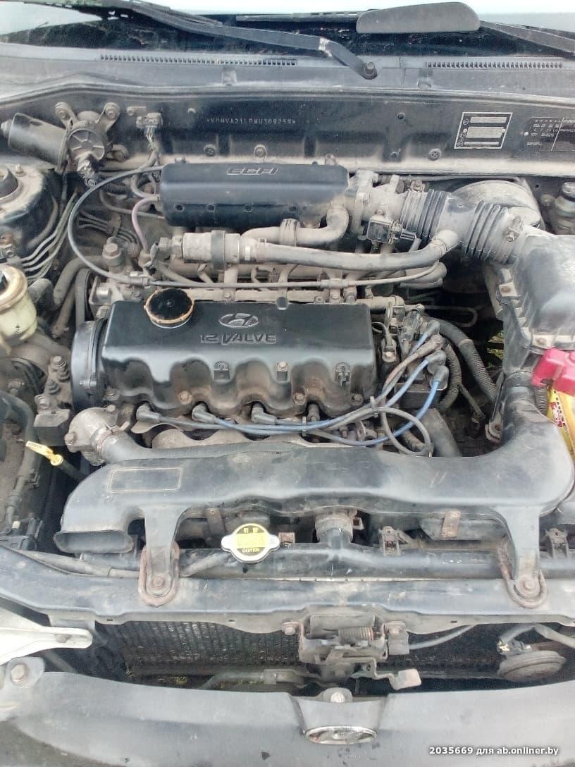 Hyundai Accent ABS