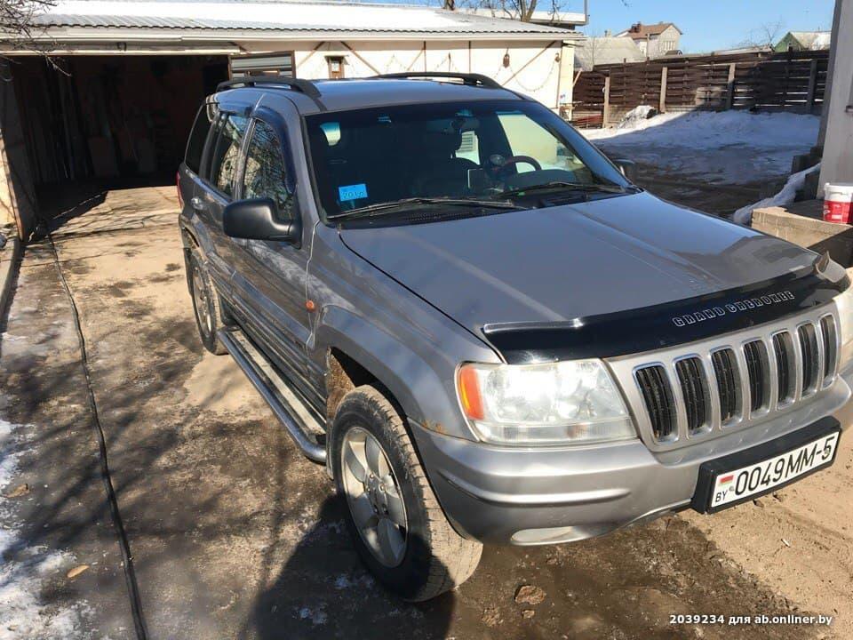 Jeep Grand Cherokee 3.1td