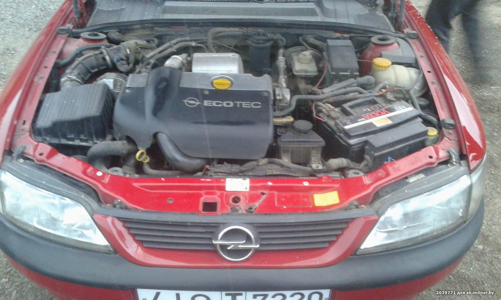 Opel Vectra CL