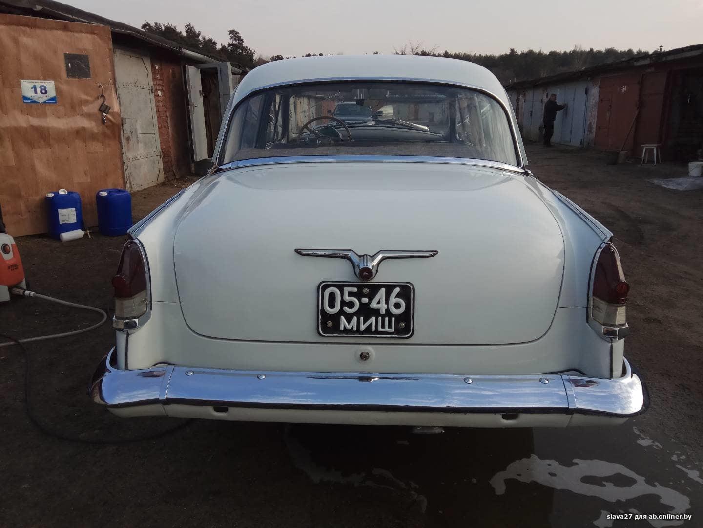 ГАЗ 21 Iux