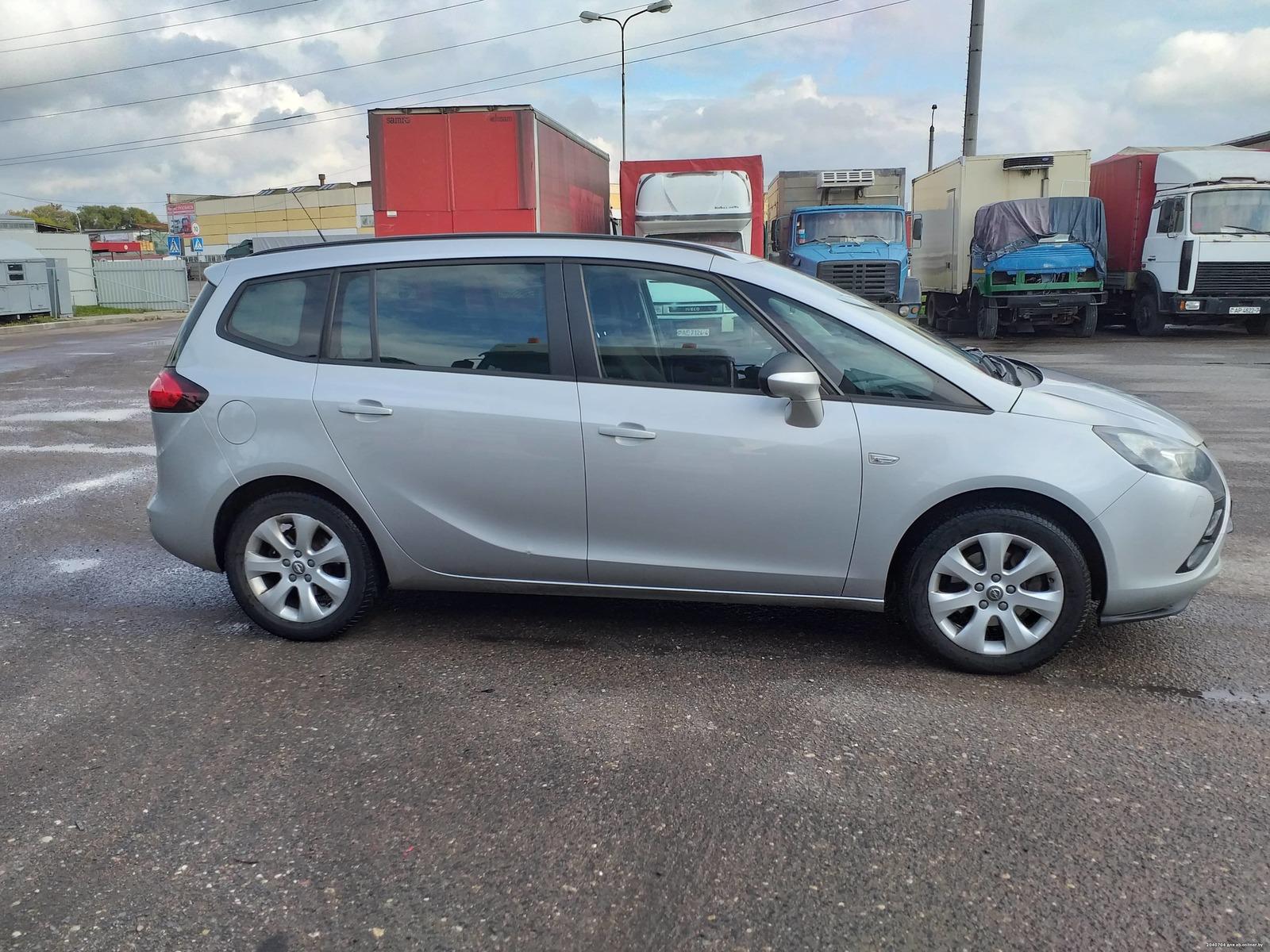 Opel Zafira Тourer