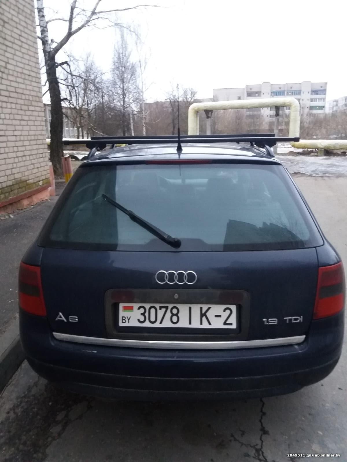 Audi A6 AFN